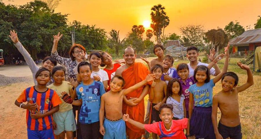 カンボジア北西部スタディツアー